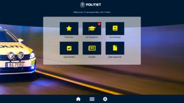 Politiet velger EVRY og Storyboard som leverandør av ny læringsportal